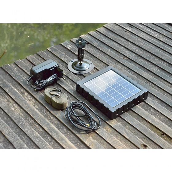 Solcellepanel for Viltkamera