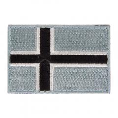 Norwegian Flag Patch (Tan)
