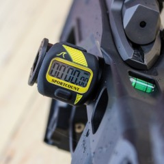 Rifle Timer with Universal Mount