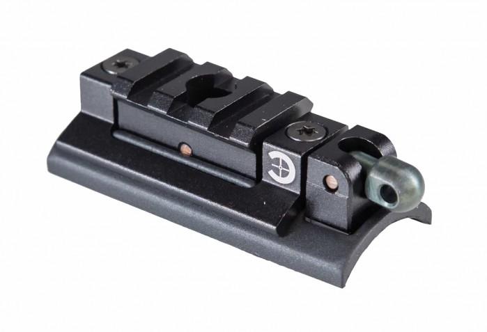 Picatinny Rail Adapter for QR